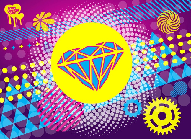 Cool Vector Design Shapes free