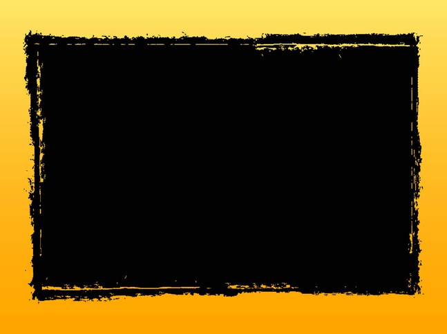 Grunge Rectangle Graphics vector free