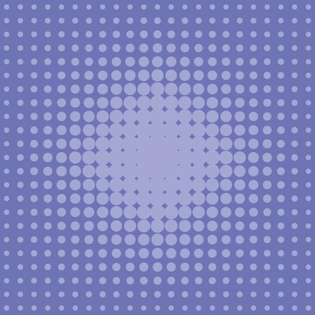 Purple Halftone Vector free