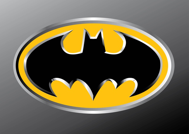 Batman Emblem vector free