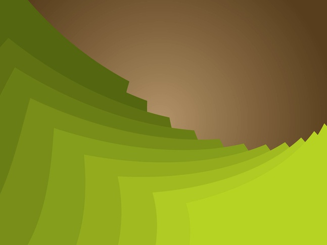 Gradient Shapes vector free