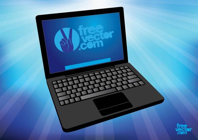 Notebook Vector free
