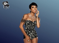 Keyshia Cole vector free