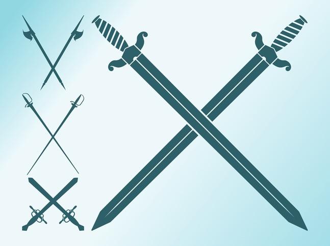 Vector Swords free