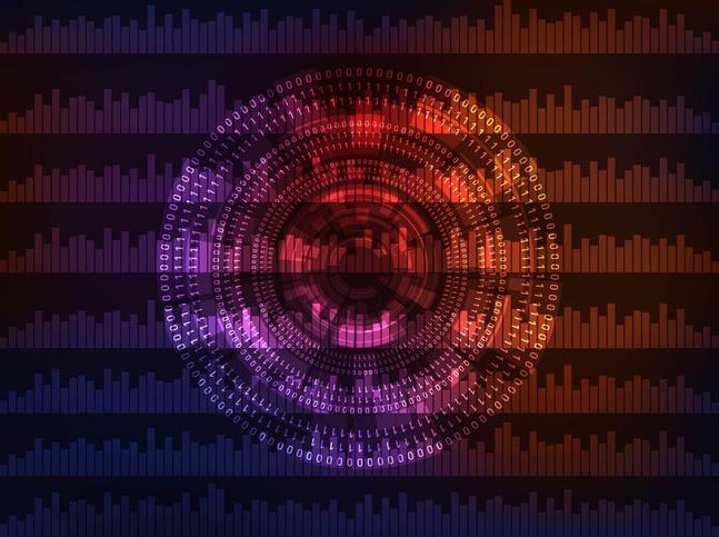 Binary Background Vector free