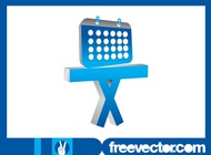 3D Corporate Character vector free