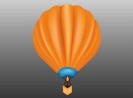 Balloon Icon vector free