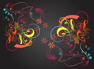 Colorful Vector Graphics free