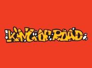 King Of Road Graffiti vector free