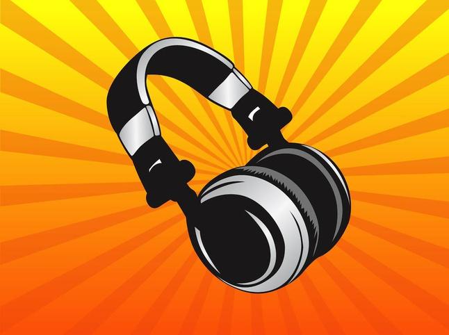 Vector Headphones free