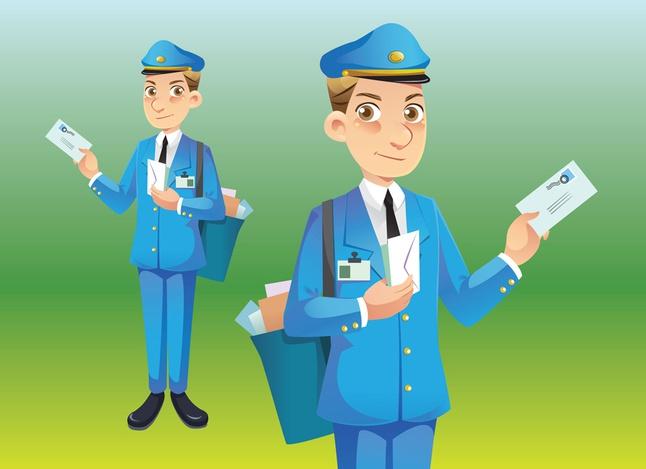 Postman Vector free