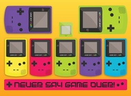 Gameboy Vector free