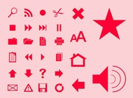 Interface Symbols vector free